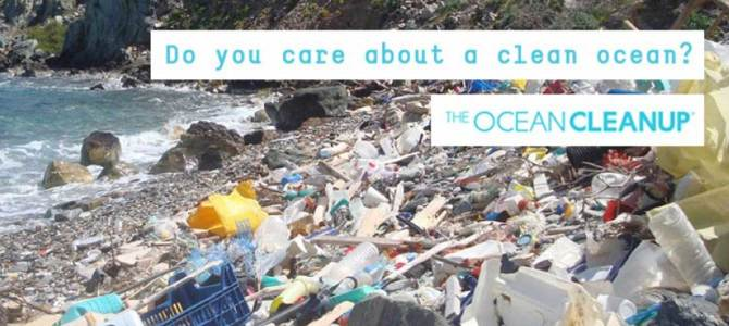 Crowdfunding: The Ocean Cleanup – Phase II