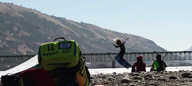 North Kiteboarding: Can't Stop Won't Stop