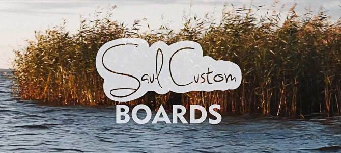 What is the Saul Custom Boards?